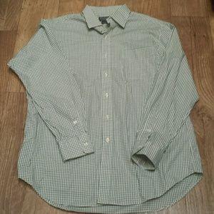 Ralph Lauren classic fit button down size L